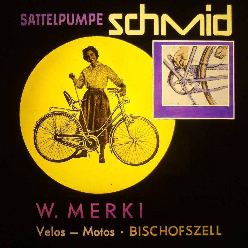 Logo Walter Merki Bischofszell