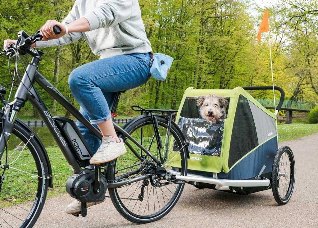 Dog XL von CROOZER (Fahrrad Anhänger) Bike