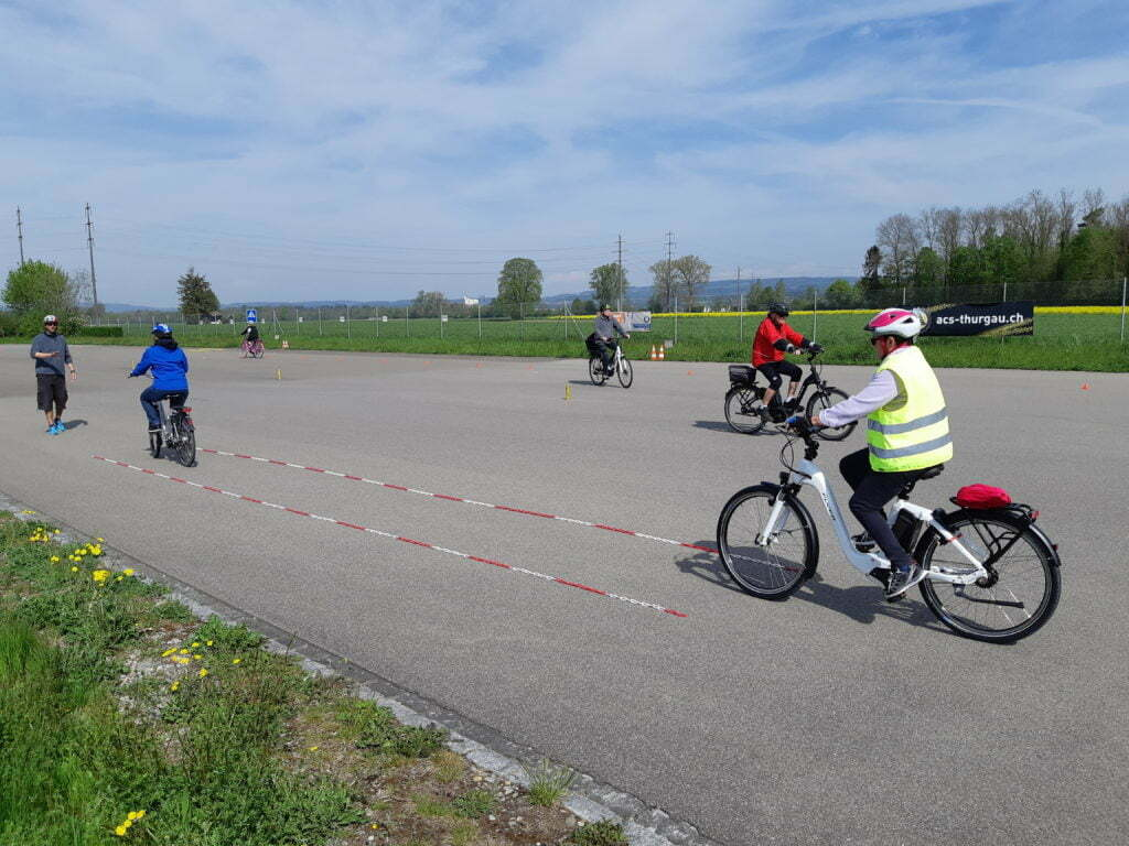News TCS E-Bike Kurs 2019-05-02