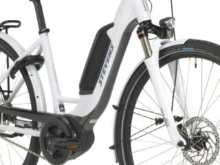 E-Courier Forma von STEVENS (E-Bike | E-City), Carrara-White