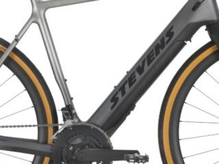 E-Getaway von STEVENS (E-Bike | E-Gravel), Slate-Grey