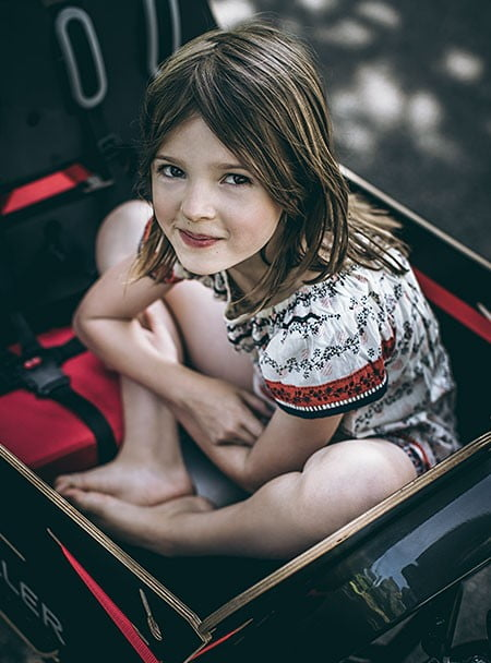 Riese & Müller - Packster 60 - vario urban grey metallic - Zubehör: Box, Kindersitz