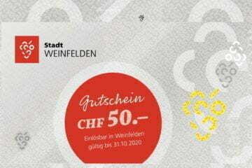 Slider Stadt Weinfelden Gutschein