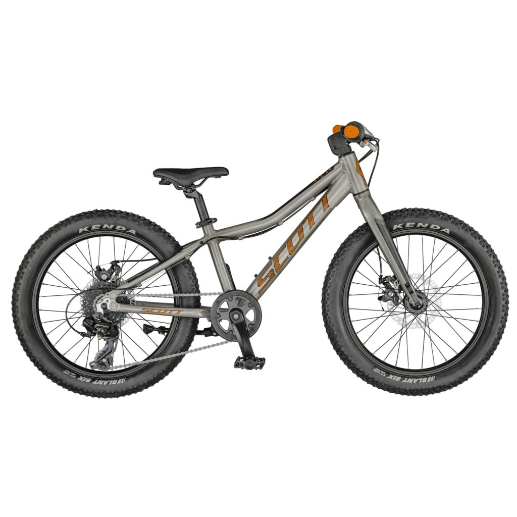 Roxter 20 Disc mit Starrgabel von SCOTT (Junior), Aluminium