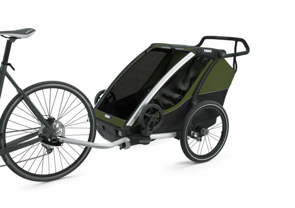 Cab 2 von THULE CHARIOT (Fahrrad Anhänger) Bike