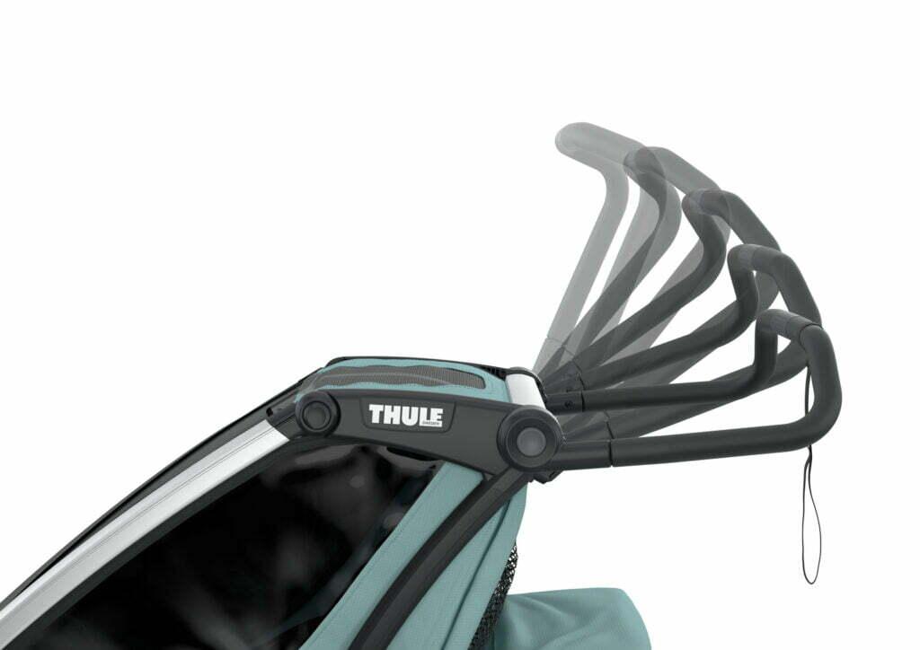 Cross von THULE CHARIOT (Fahrrad Anhänger) Handlebar