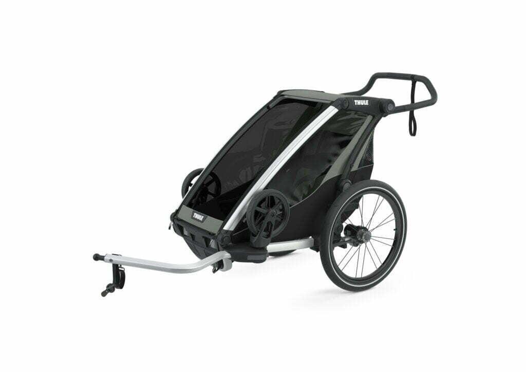 Lite 1 von THULE CHARIOT (Fahrrad Anhänger) Agave