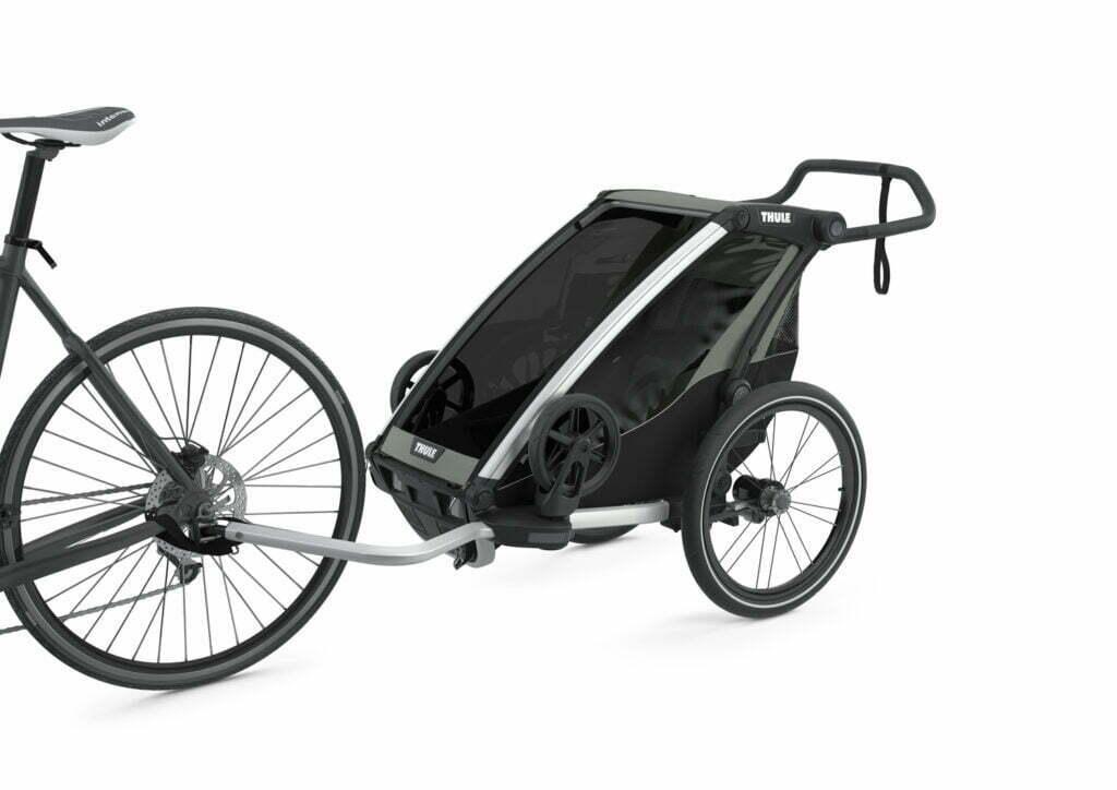 Lite von THULE CHARIOT (Fahrrad Anhänger) Bike