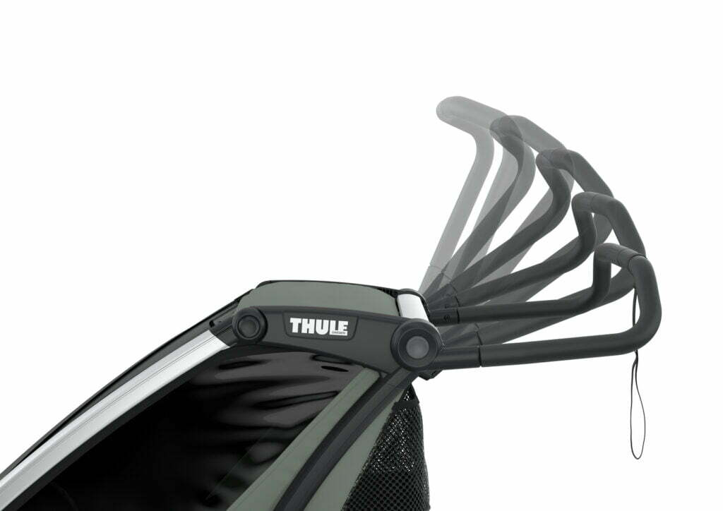 Lite von THULE CHARIOT (Fahrrad Anhänger) Handlebar
