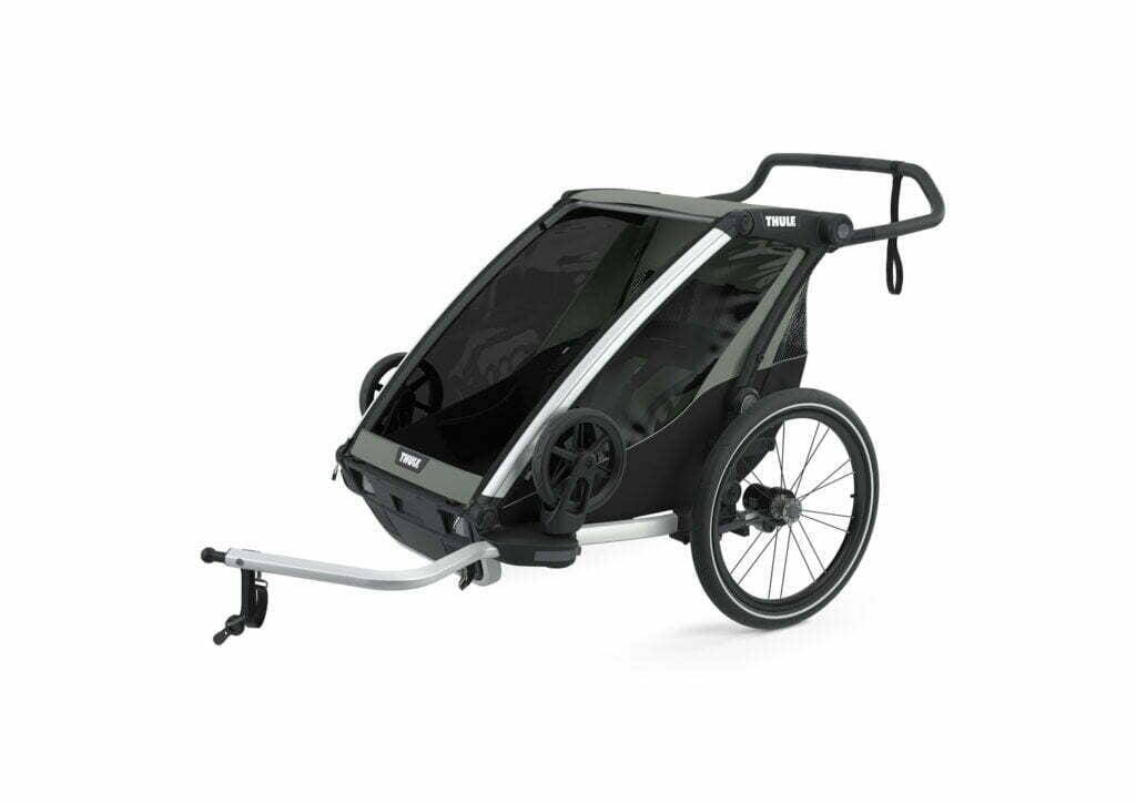 Lite 2 von THULE CHARIOT (Fahrrad Anhänger) Agave