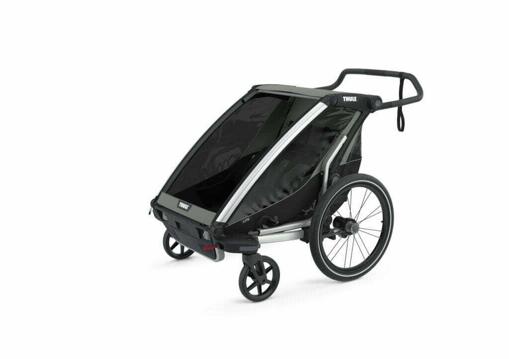 Lite von THULE CHARIOT (Fahrrad Anhänger) Stroller