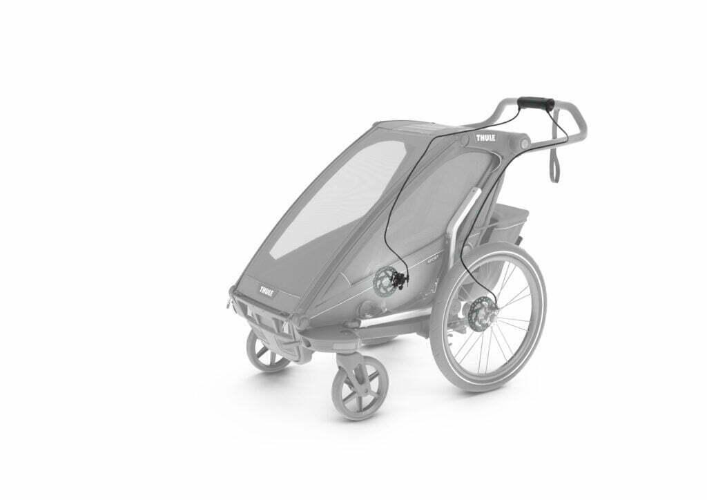 Sport von THULE CHARIOT (Fahrrad Anhänger) Bremse