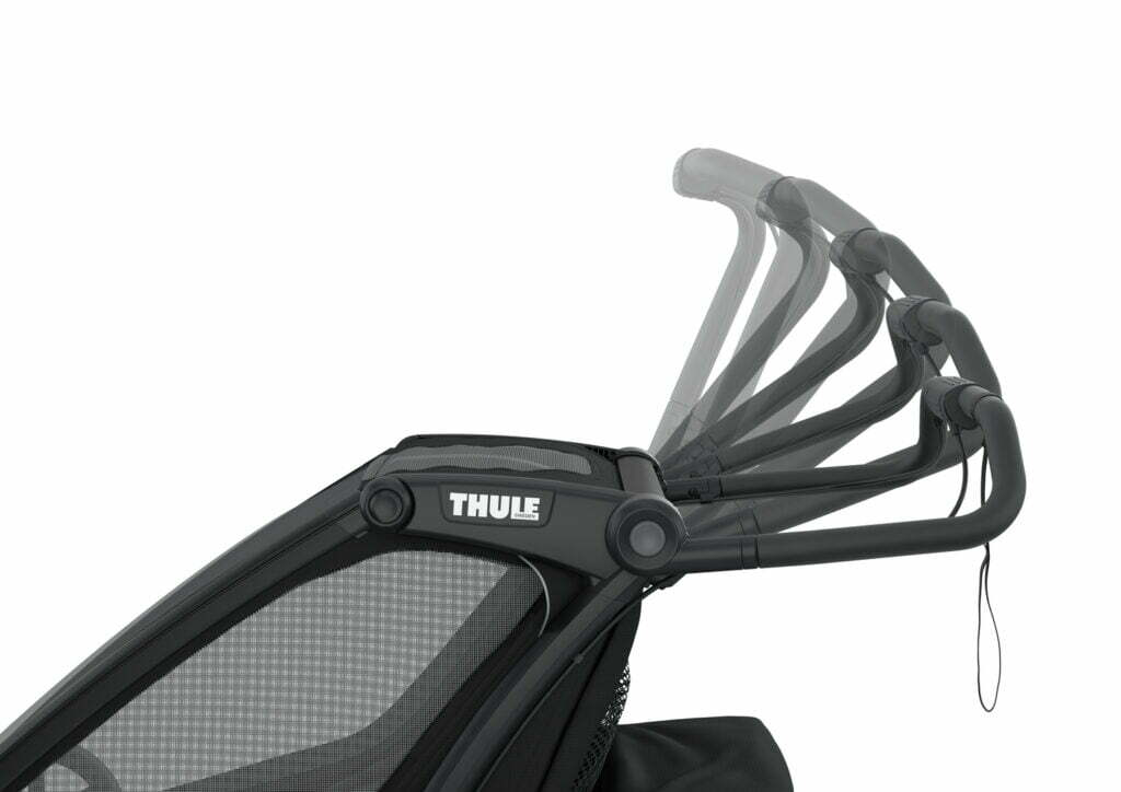 Sport von THULE CHARIOT (Fahrrad Anhänger) Handlebar