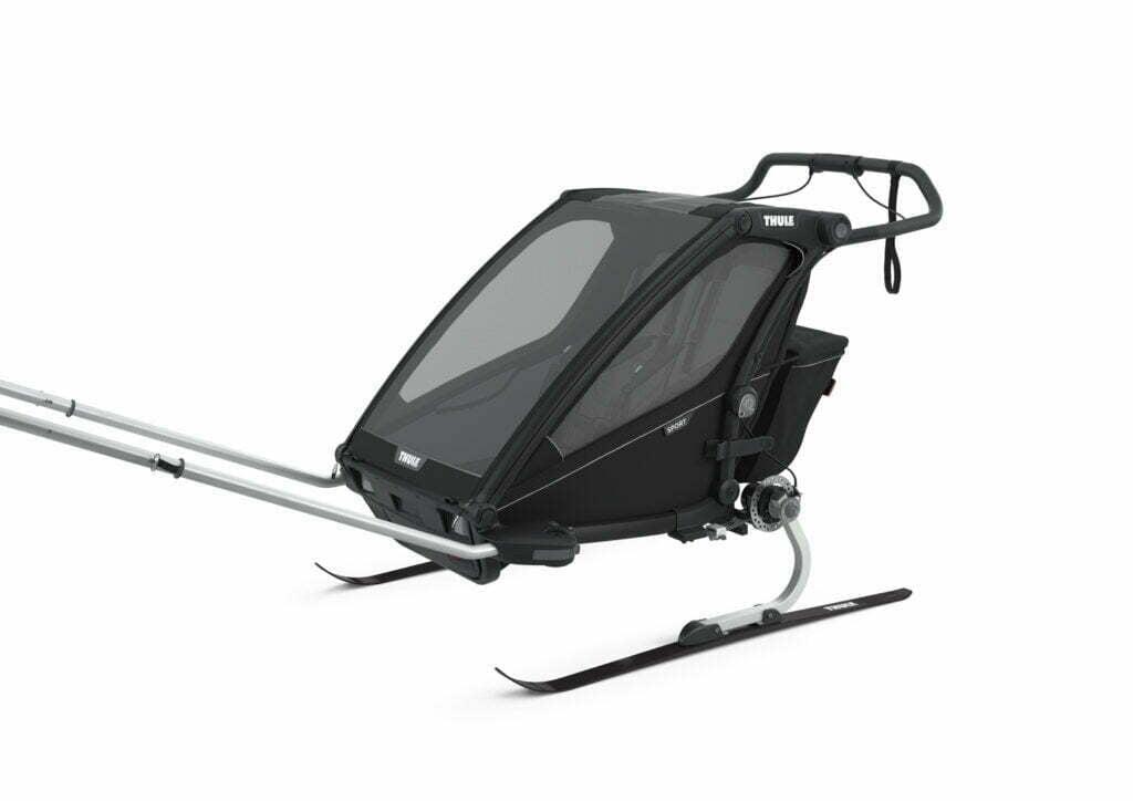 Sport von THULE CHARIOT (Fahrrad Anhänger) Ski