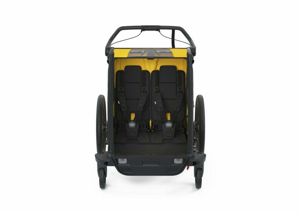 Sport von THULE CHARIOT (Fahrrad Anhänger) Interior
