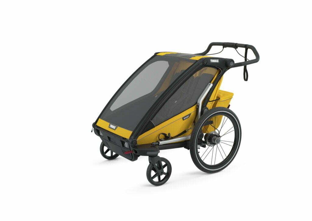 Sport von THULE CHARIOT (Fahrrad Anhänger) Stroller