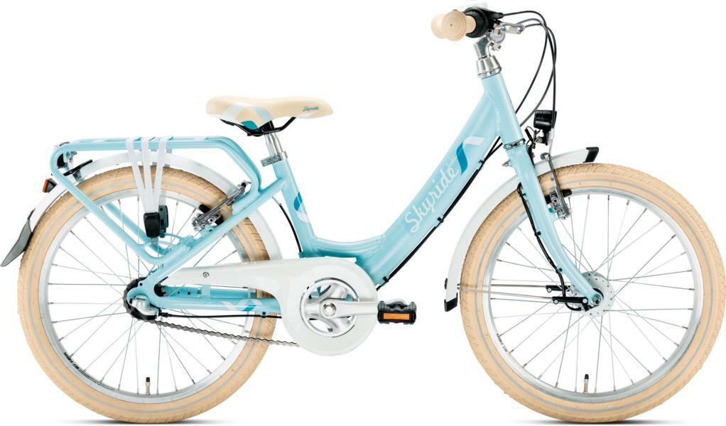 Skyride 20 3Gang von PUKY (Kinderfahrräder), Retroblau