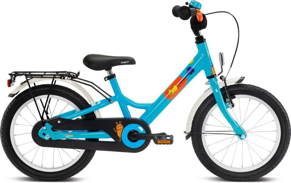 Youke 16 von PUKY (Kinderfahrräder), Die Maus