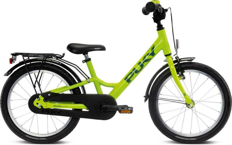 Youke 18 von PUKY (Kinderfahrräder), Freshgreen