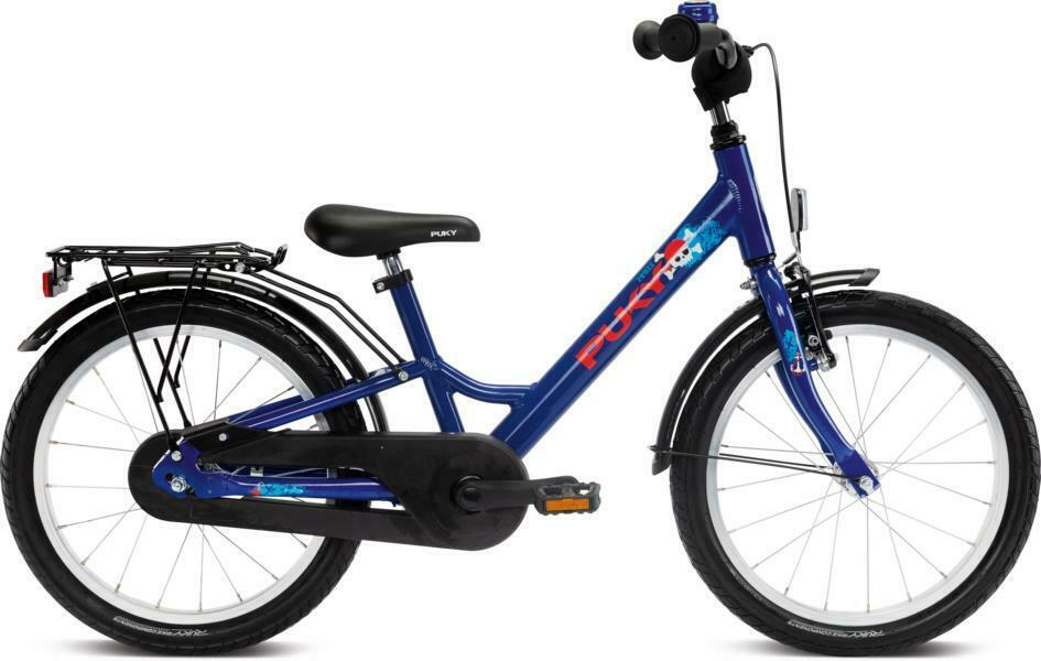 Youke 18 von PUKY (Kinderfahrräder), Ultramarineblue