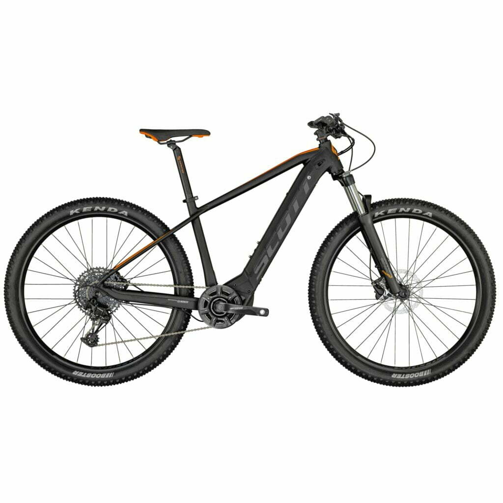Aspect eRide 920 von SCOTT (E-Mountain | E-Sport), Black