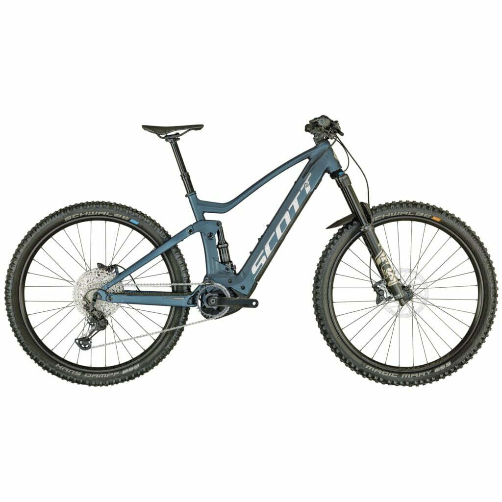 Genius eRide 920 von SCOTT (E-Mountain | E-Trail)