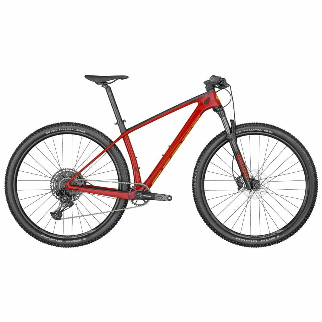 Scale 940 von SCOTT (Mountain   Cross Country) Red
