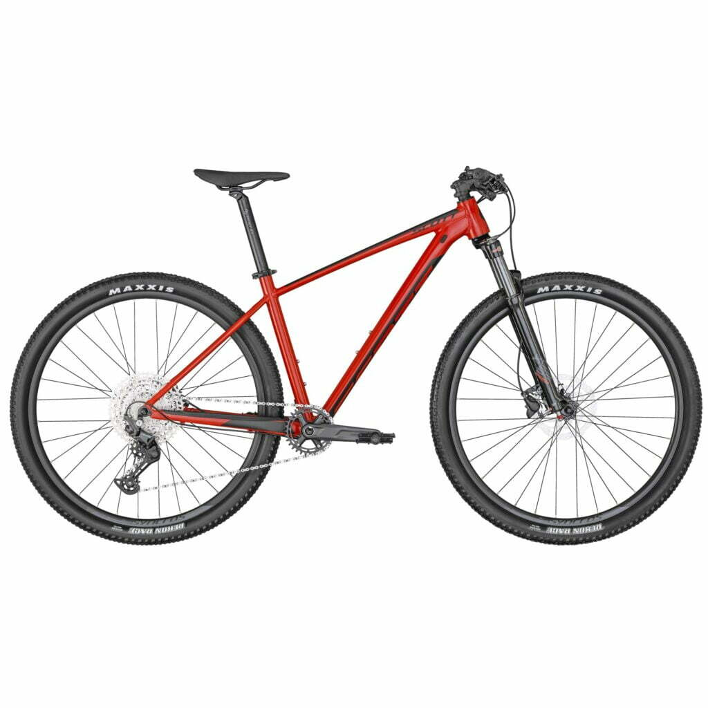 Scale 980 von SCOTT (Mountain   Cross Country) Red