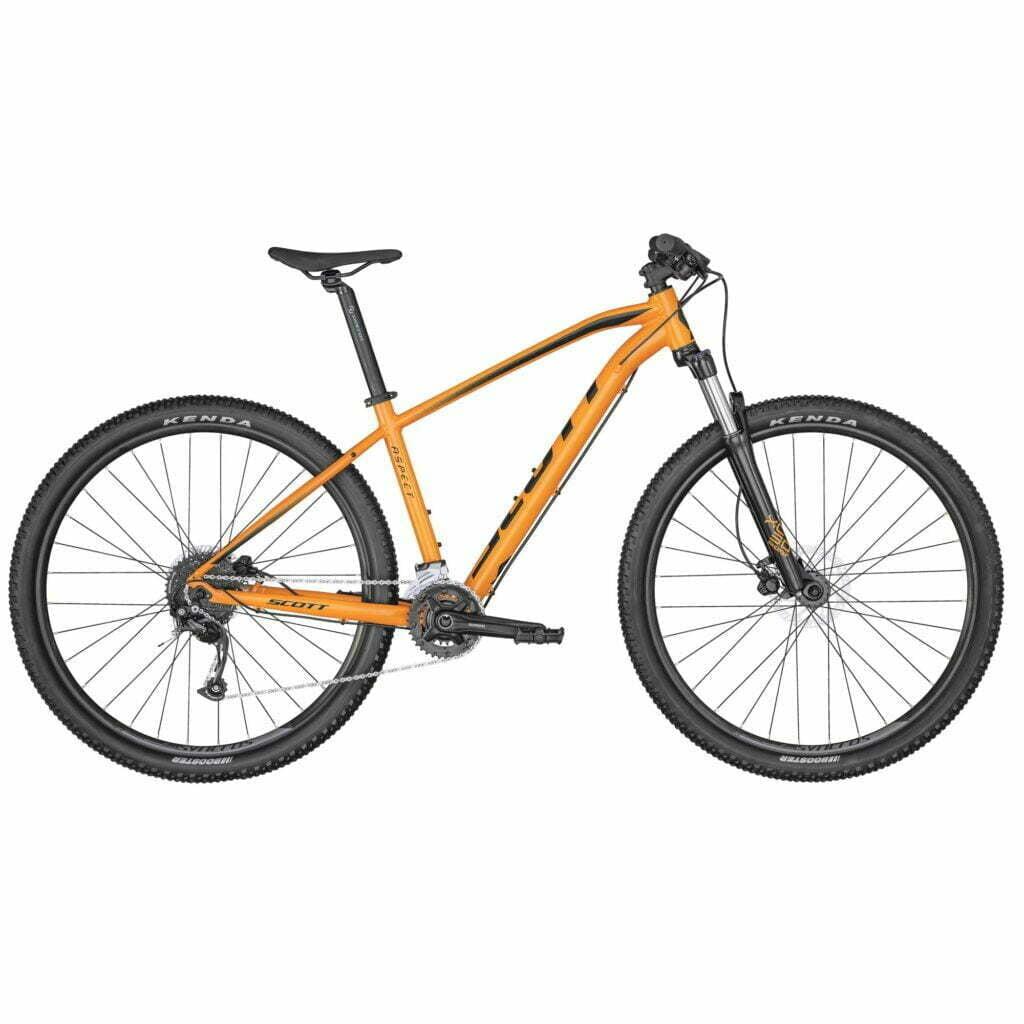 Aspect 750 von SCOTT (Mountain | Sport), Orange