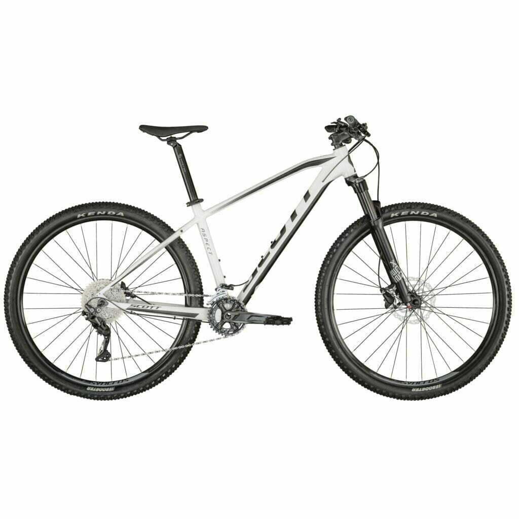 Aspect 930 von SCOTT (Mountain | Sport), Pearl-White