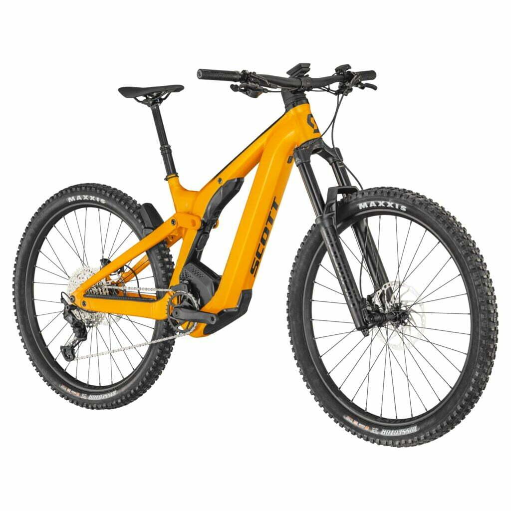 Patron eRide 920 von SCOTT (E-Mountain | E-Trail), Orange